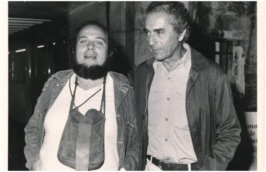 Serge Toubiana - La Folie lucide de Marco Ferreri #DeRomeàParis