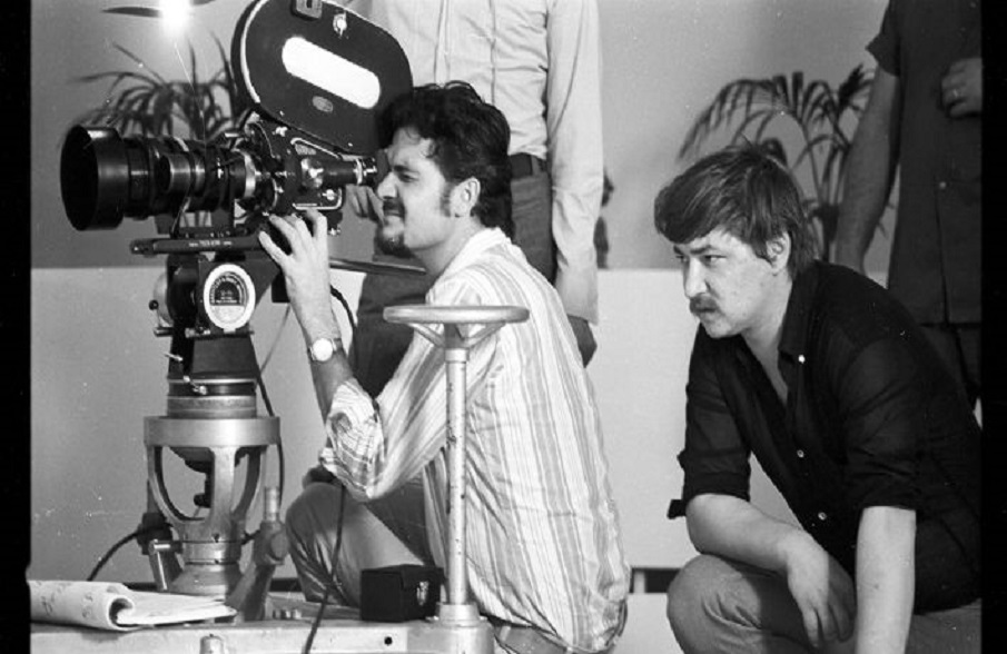 Cinematographer Michael Ballhaus and filmmaker Rainer Werner Fassbinder worked together on 16 films.