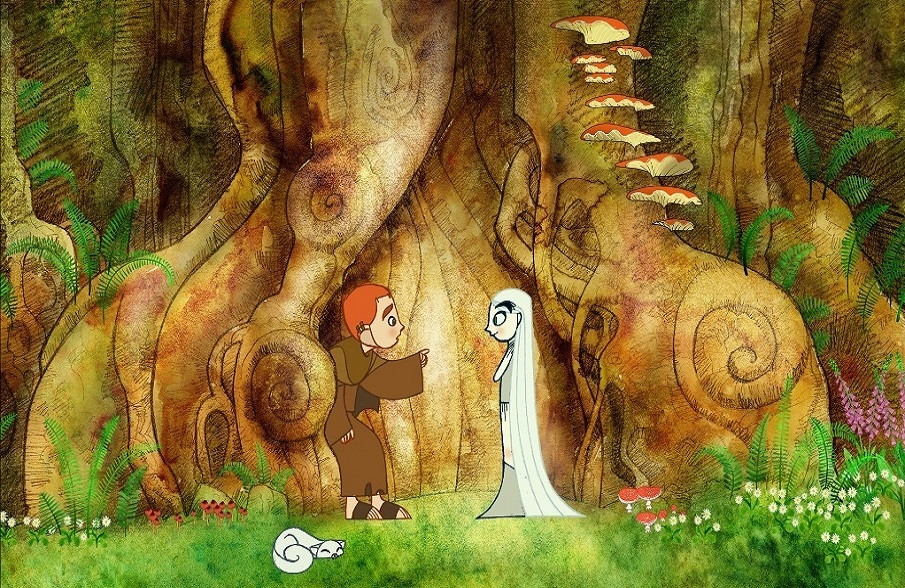 """The Secret of Kells"" by Tomm Moore and Nora Twomey (France/Belgium/Ireland)"