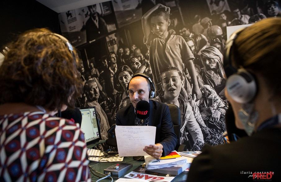 Giuseppe Fantasia - Huffington Post journalist
