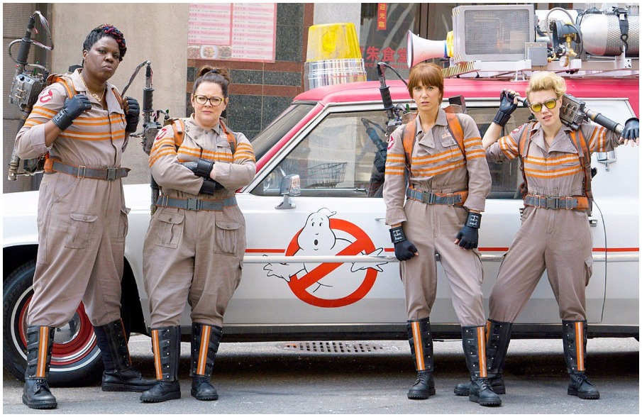 """Ghostbusters"" di Paul Feig (USA)"