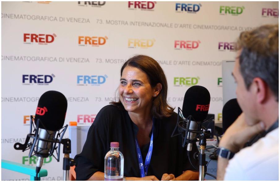 Stefania Ippoliti, presidente Italian Film Commission Association