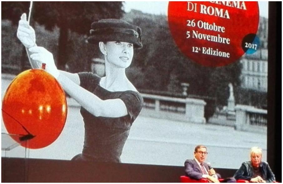 Antonio Monda - 12° Festa Del Cinema di Roma #RomaFF12