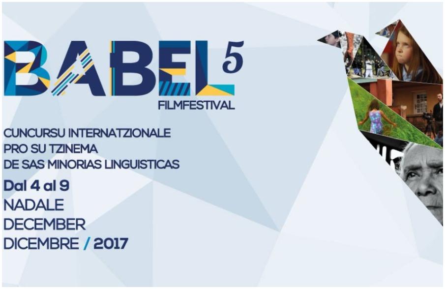 Tore Cubeddu - 5° Babel Film Festival #Babel5