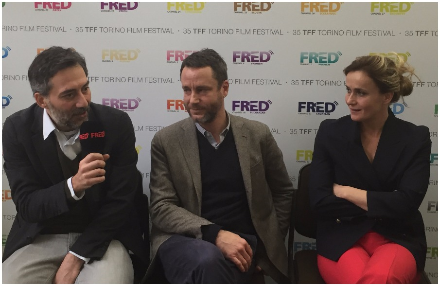 Sebastiano Mauri, Filippo Timi, Lucia Mascino - Favola #TFF35