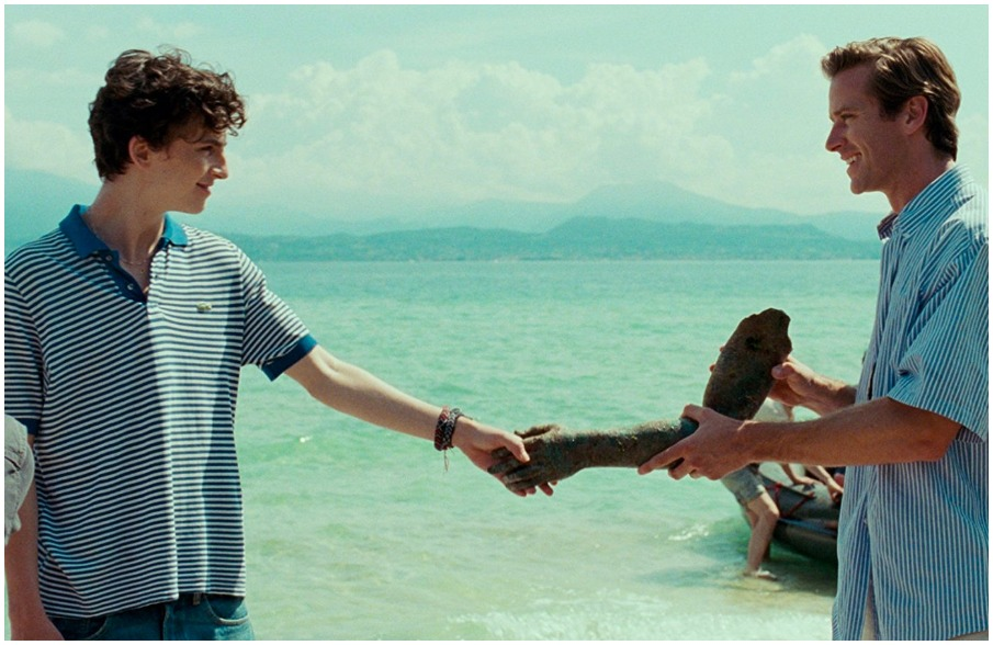 Armie Hammer, Timothee Chalamet - Chiamami Con il Tuo Nome