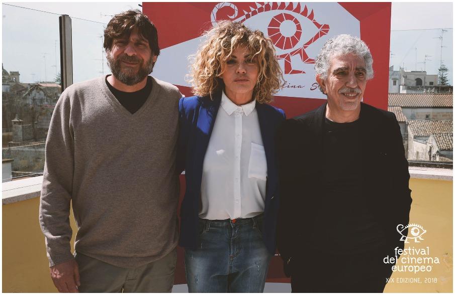 Eva Grimaldi, Pino Calabrese - Respiri #fceLecce