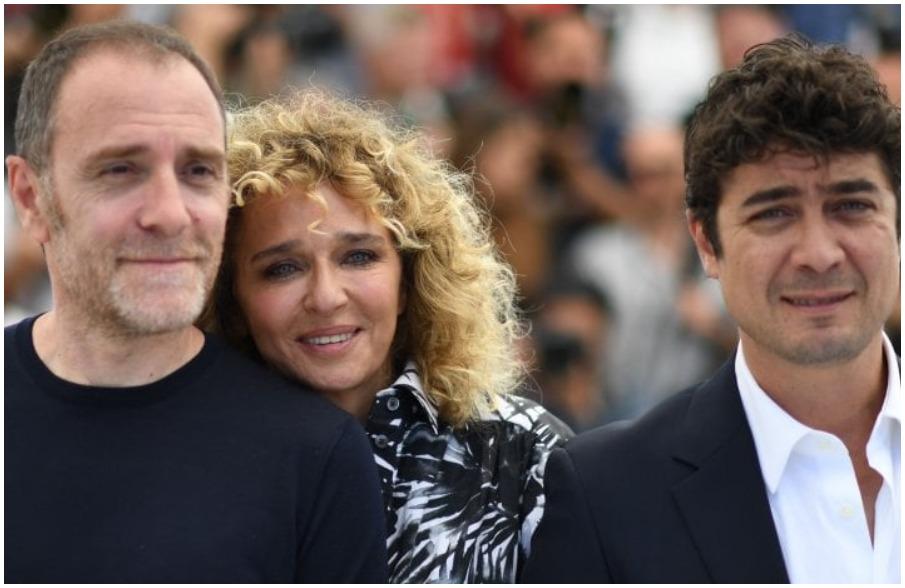 Valeria Golino, Riccardo Scamarcio, Valerio Mastandrea - Euforia #Cannes2018