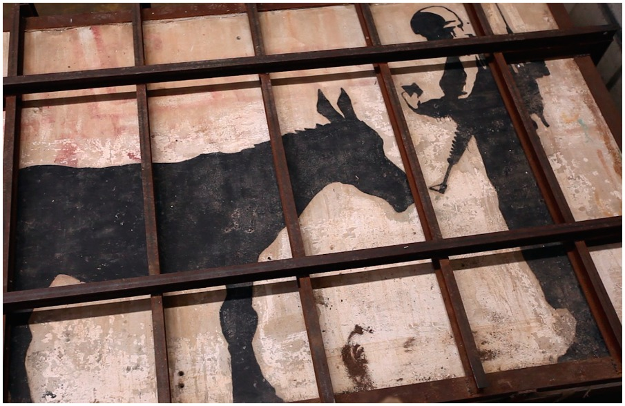 Marco Proserpio - The Man Who Stole Banksy