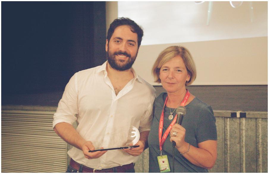 Matteo Rovere - Premio Cinema del Presente #ShorTS