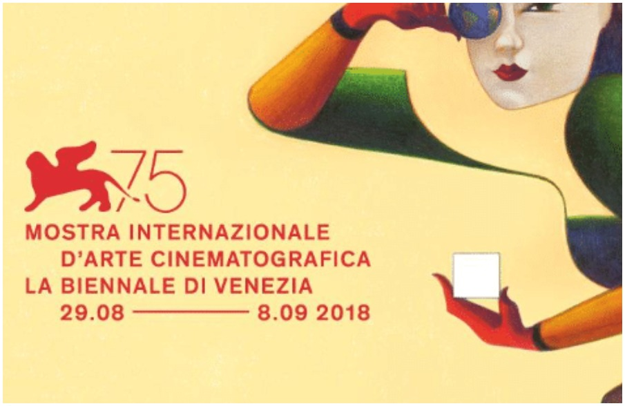 75th Venice International Film Festival - Venice, Italy #Venezia75