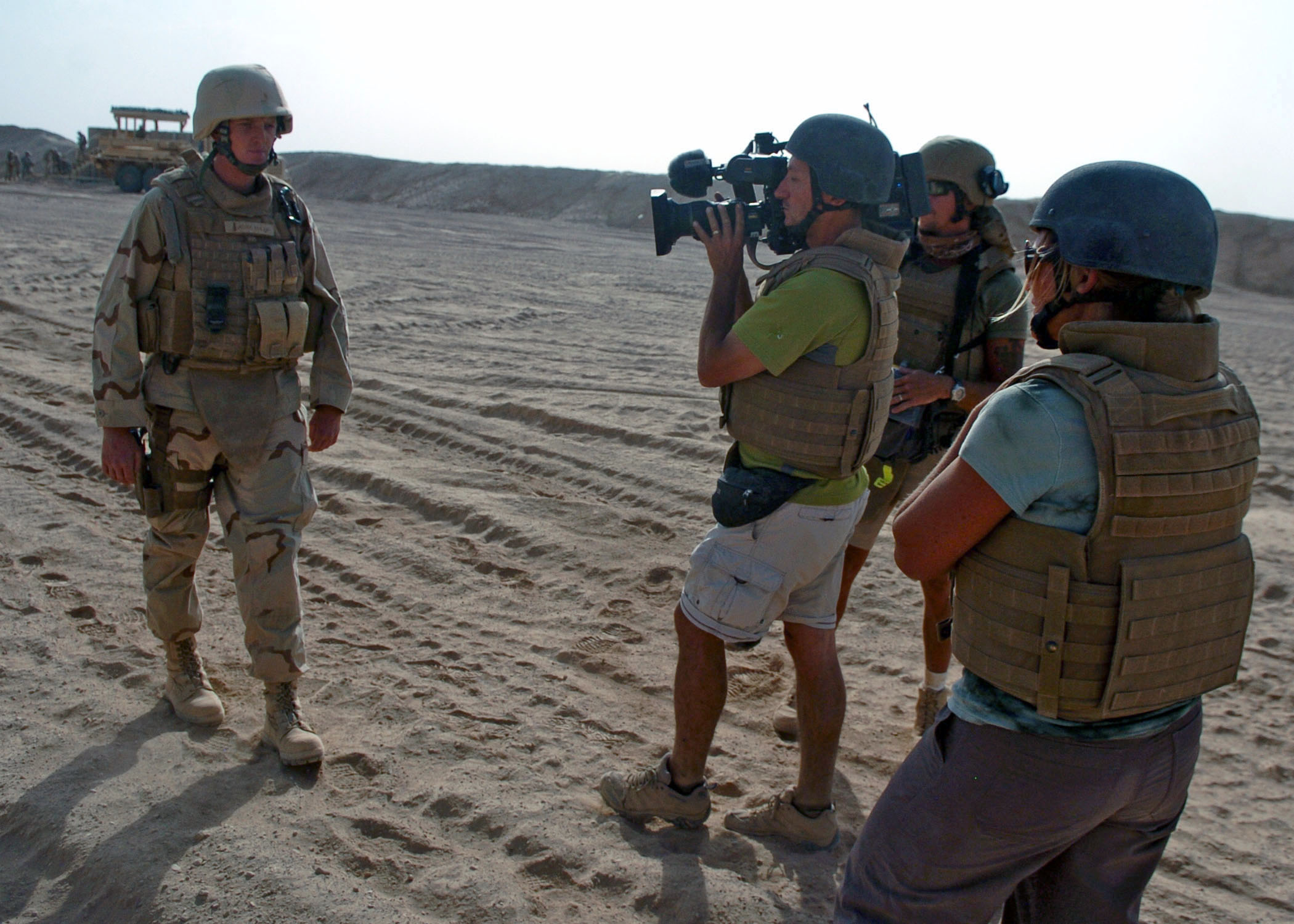 NMCB-74 Seabees Featured in National Geographic Documentary