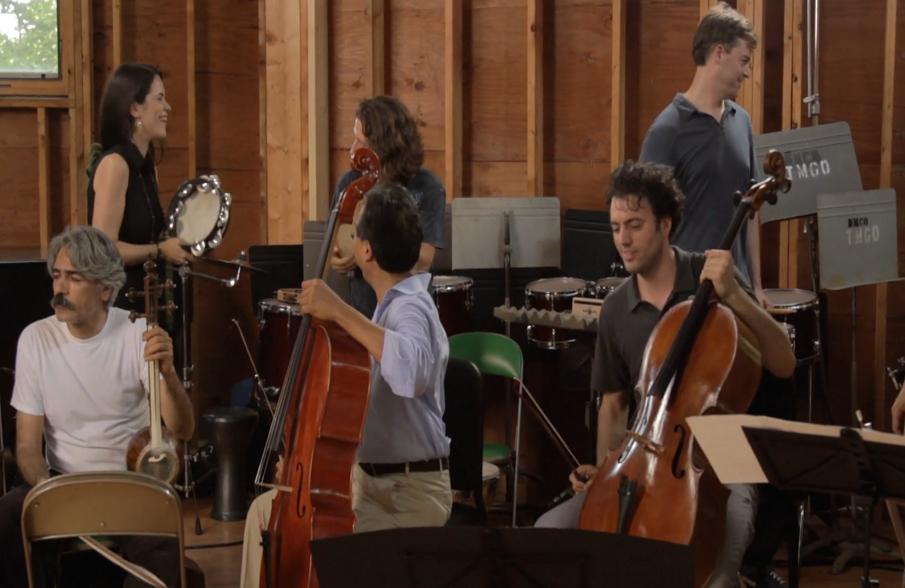 """""""The Music of Strangers: Yo-Yo Ma and the Silk Road Ensemble"""" by Morgan Neville (USA)"""