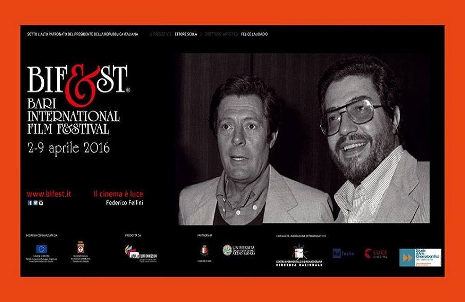 FRED Film Radio is joining the 7th Bif&st Bari International Film Festival in Italy from the April 2-9, 2016.