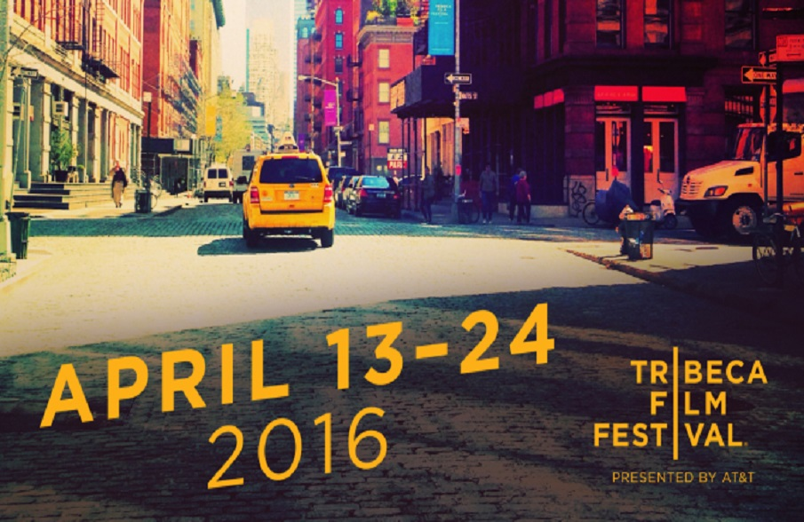 FRED Film Radio is joining the 2016 Tribeca Film Festival in New York City, USA, from the 13th to the 24th of April.