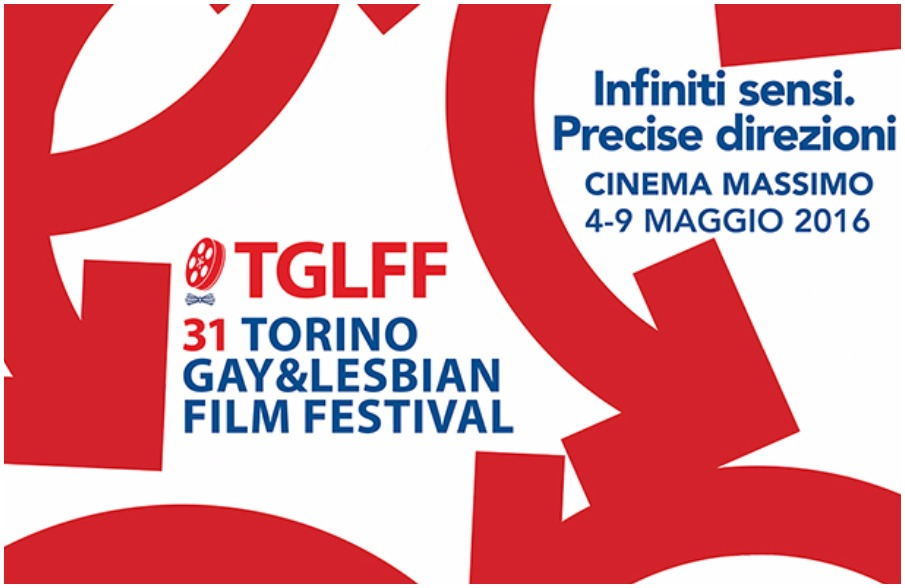 FRED Film Radio is joining the 31st Torino Gay and Lesbian Film Festival, in Turin, Italy, from the 4th to the 9th of May 2016.