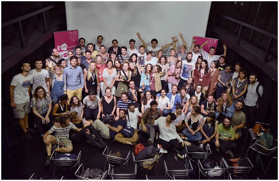 Film Stage Studio 2016 report, Talents Sarajevo #22ndSFF