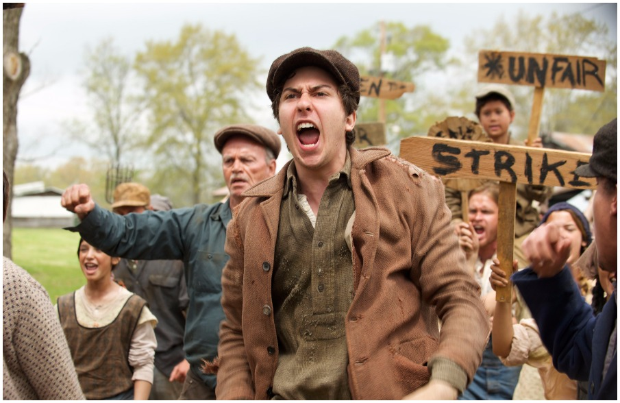 """In Dubious Battle"" by James Franco (USA)"