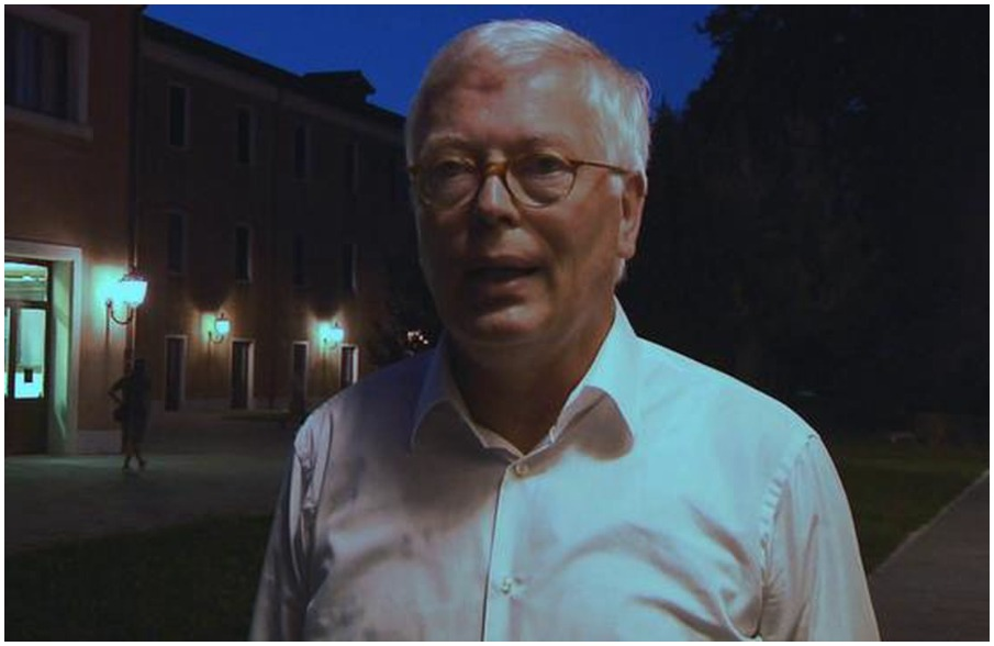 Detlef Rossmann, president of CICAE