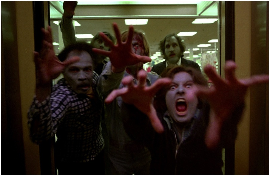 """Dawn Of The Dead"" by George A. Romero (USA)"