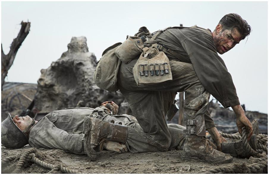 """Hacksaw Ridge,"" Mel Gibson (USA/  Australia)"