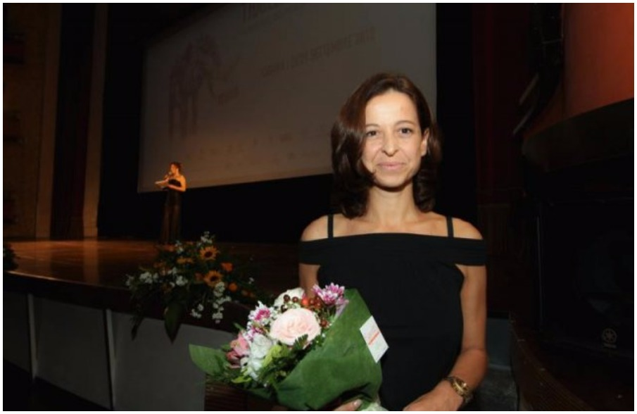 Marina Marzotto, vicepresident of the Italian Independent Film Producers Meeting