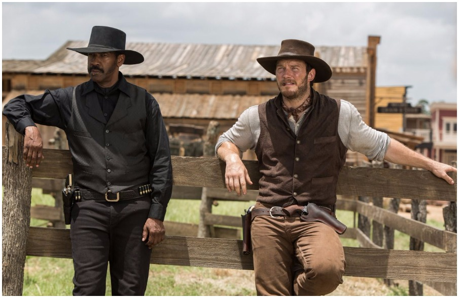 """The Magnificent Seven"" by Antoine Fuqua (USA)"