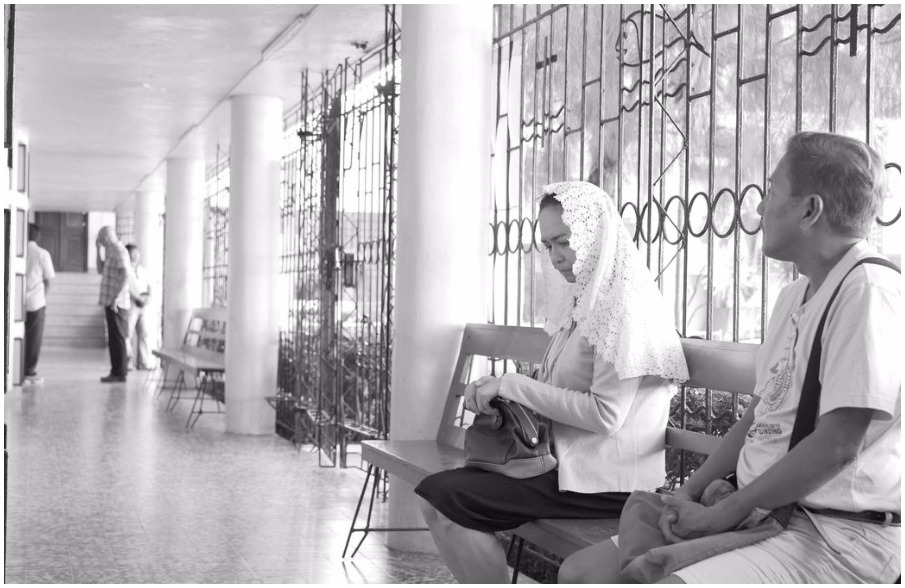 """""""The Woman Who Left"""" by Lav Diaz (Philipinnes)"""