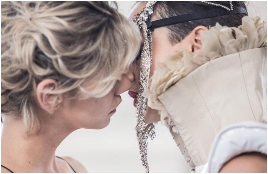 Analeigh Tipton and Marta Gastini, Sadie © Loris T. Zambelli