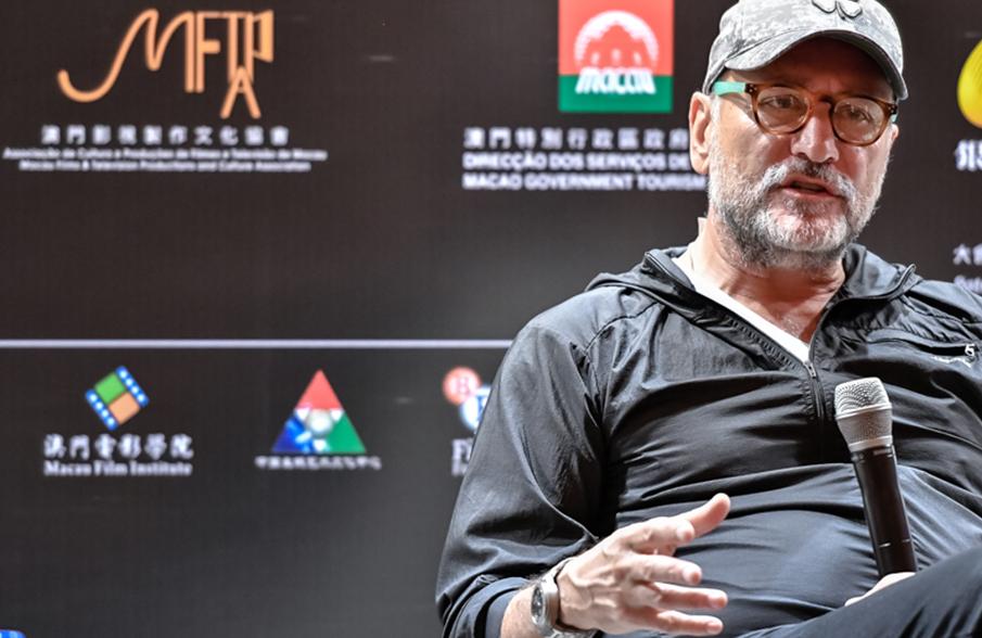 Producer Gianni Nunnari