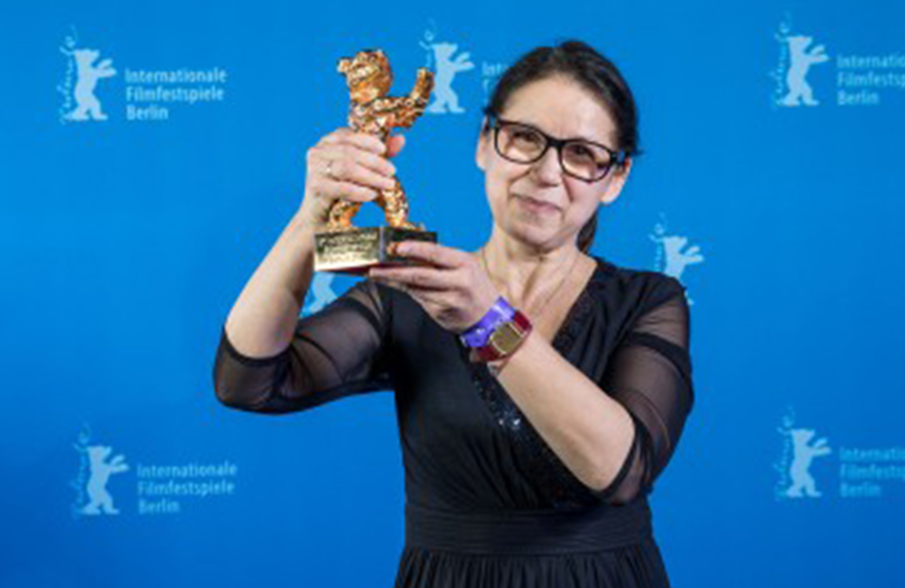 Golden Bear for Best Film: Testről és lélekről (On Body and Soul), by Ildikó Enyedi