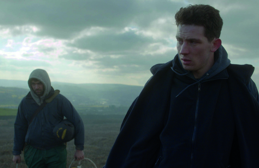 PODCAST | Matt Micucci interviews Francis Lee, director of the film God's Own Country, from the 16th Transilvania International Film Festival