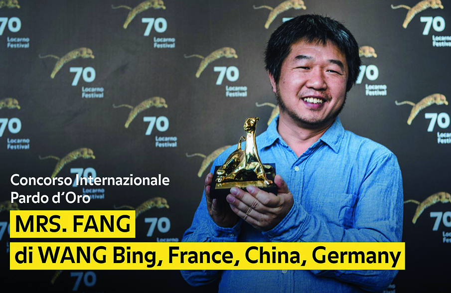 Wang Bing - Mrs. Fang (Golden Leopard) #Locarno70