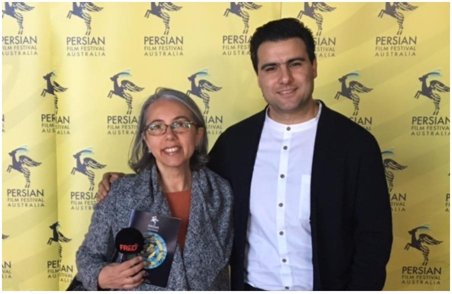 Amin Palangi #PersianFilmFest2017