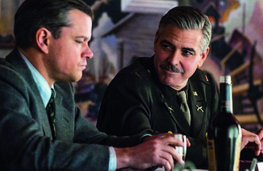 George Clooney, Julianne Moore, Matt Damon, Alexandre Desplat - Suburbicon #Venezia74