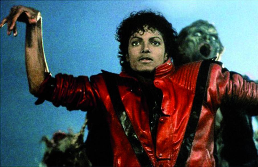 John Landis - Michael Jackson's Thriller 3D #Venezia74
