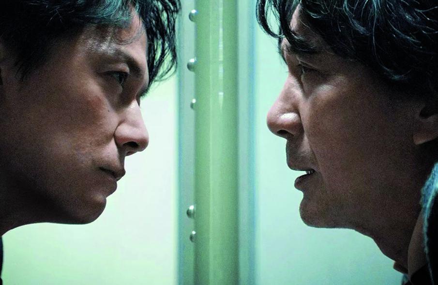 Kore-eda Hirokazu, Fukuyama Masaharu - The Third Murder #Venezia74