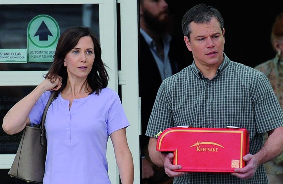 Matt Damon, Kristen Wiig - Downsizing #Venezia74