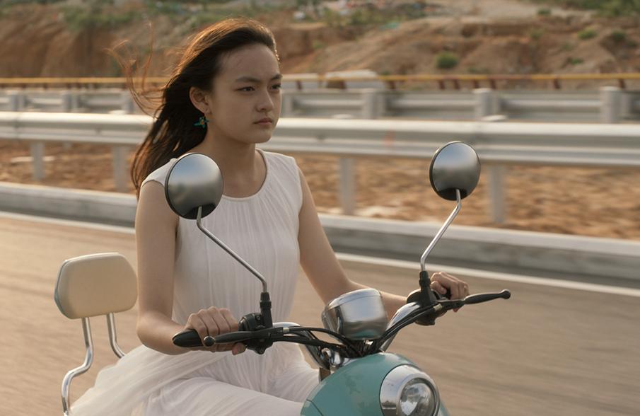 Vivian Qu - Angels Wear White #Venezia74