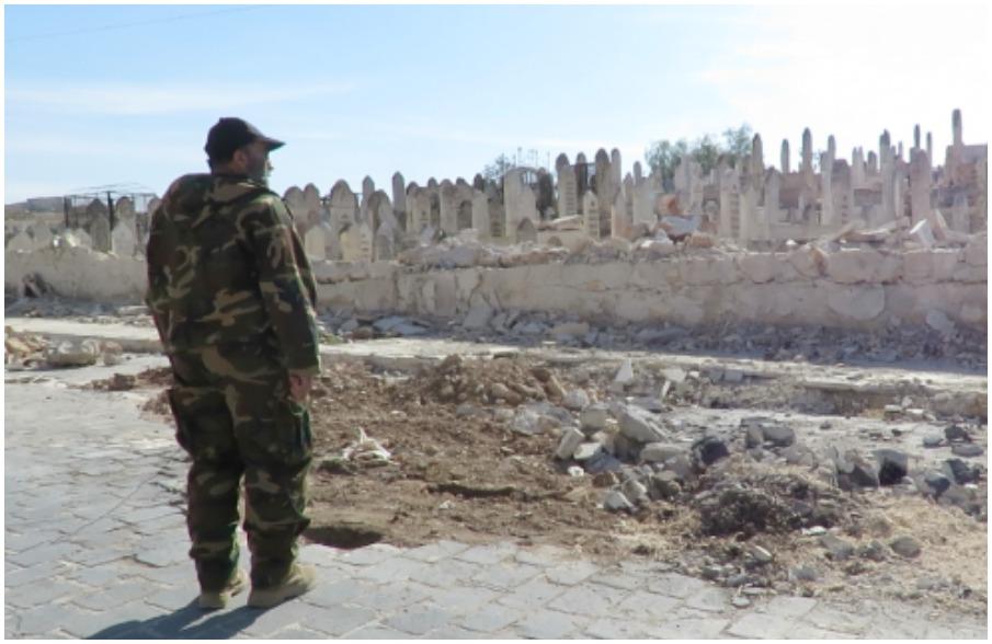 Nizam Najjar - Aleppo's Fall #IDFA2017