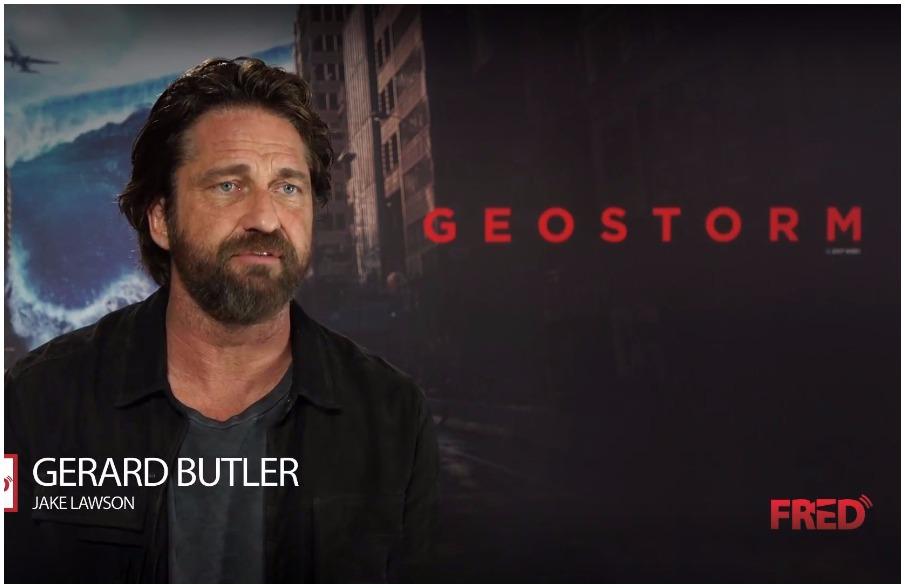 Gerard Butler - Geostorm
