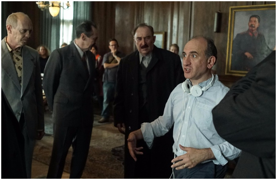 Armando Iannucci - The Death of Stalin #TFF35