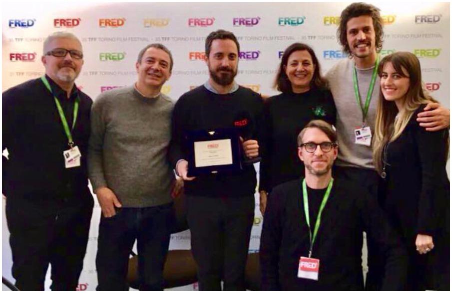 Pablo Larraín - FRED Award #TFF35