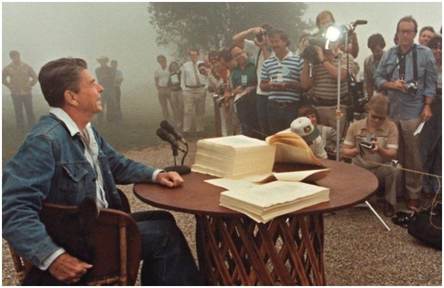 Sierra Pettengil - The Reagan Show #TFF35