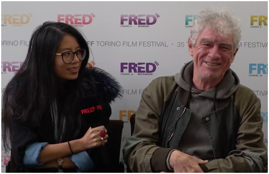 Jenny Suen, Christopher Doyle - The White Girl #TFF35