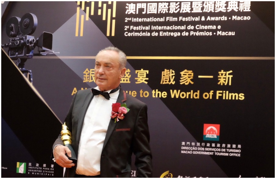 Udo Kier - Career Award #IFFAM2017