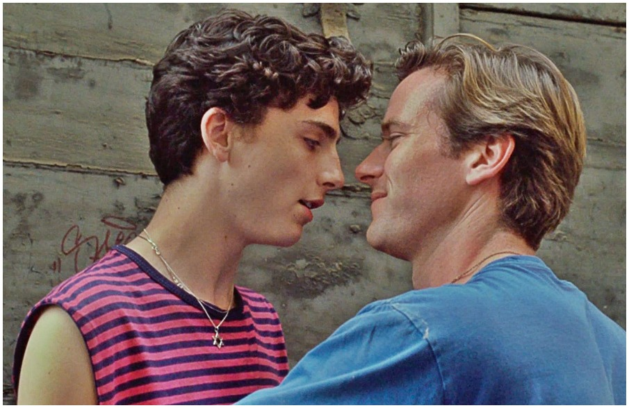 Armie Hammer, Timothee Chalamet - Call Me By Your Name