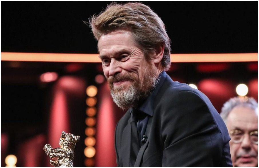 Willem Dafoe - Honorary Golden Bear for Lifetime Achievement #Berlinale2018