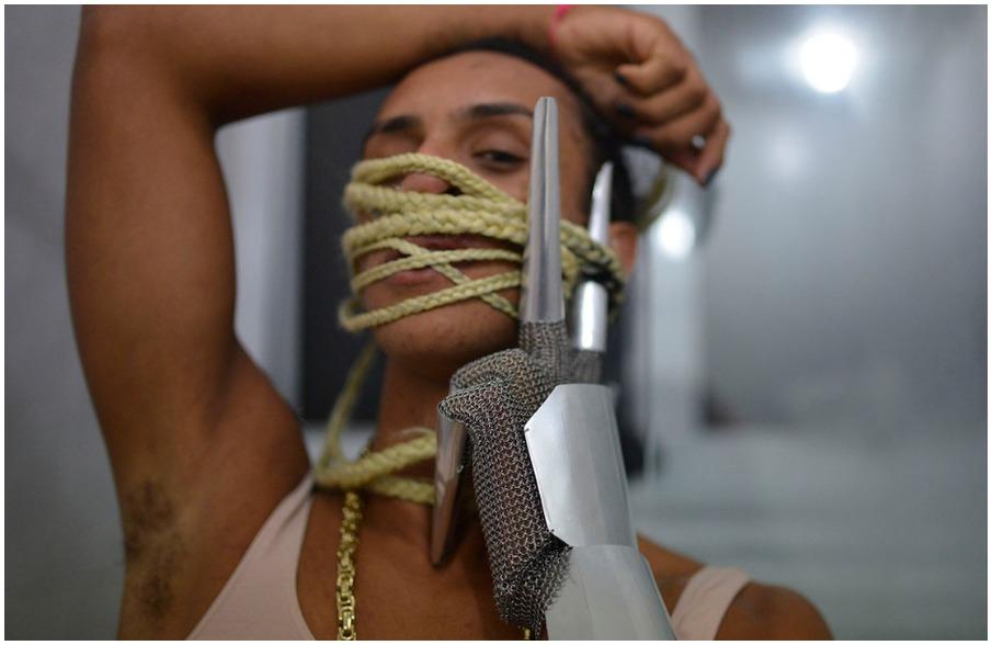 Claudia Priscilla, Kiko Goifman - Bixa Travesty #Berlinale2018