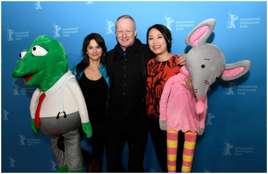 Stellan Skarsgard - Gordon & Paddy #Berlinale2018